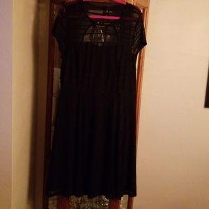 City Chic Augustine Dress